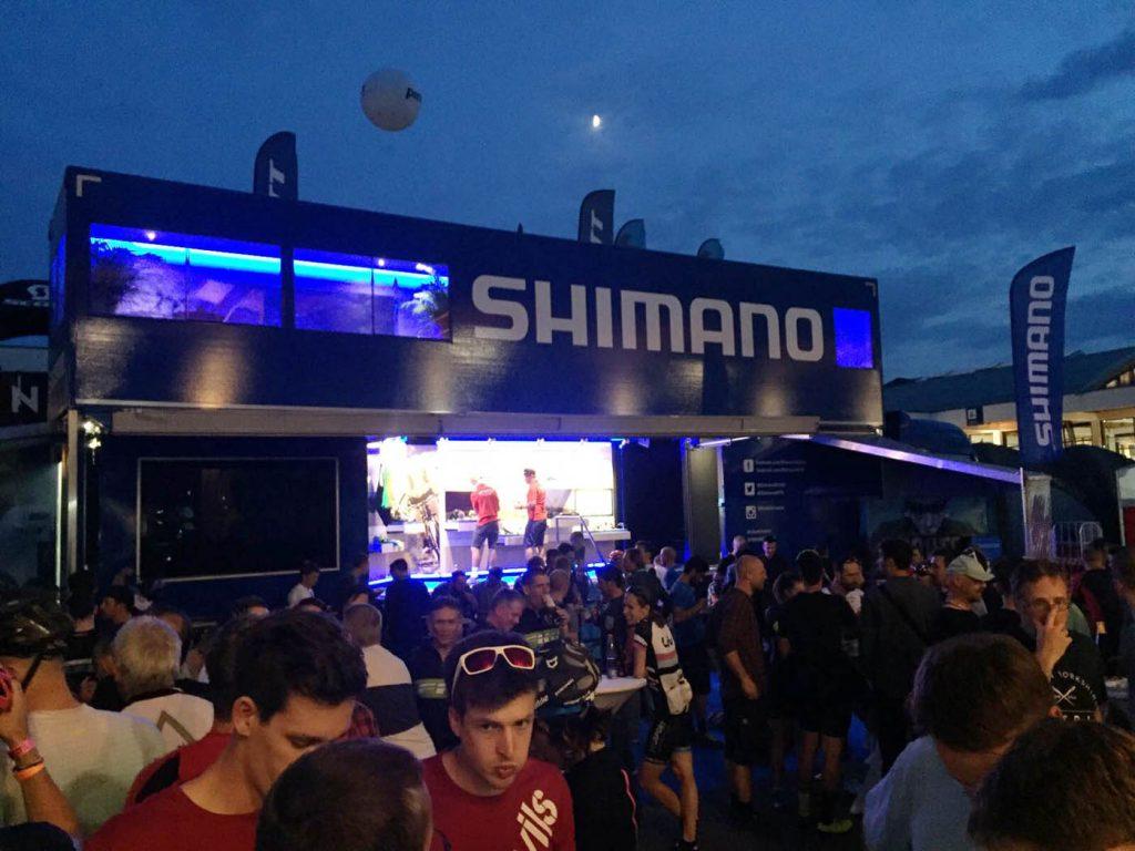 SHIMANO Social Ride - Eurobike 2017