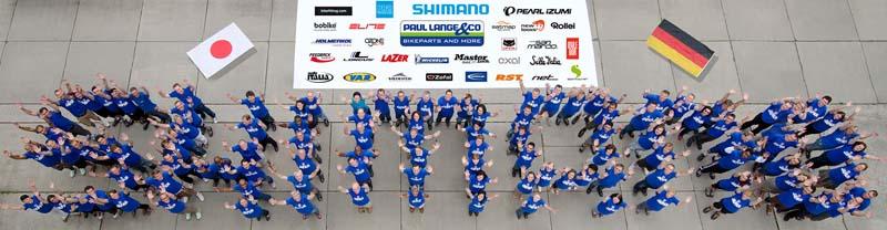 Arbeiten bei Paul Lange & Co. – Team SHIMANO