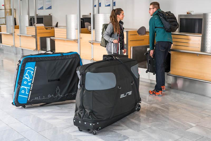 E-bike транспорт самолетом