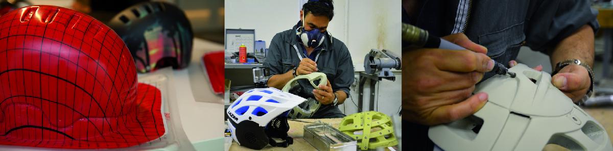 Lazer Sports | Helmmodellierung