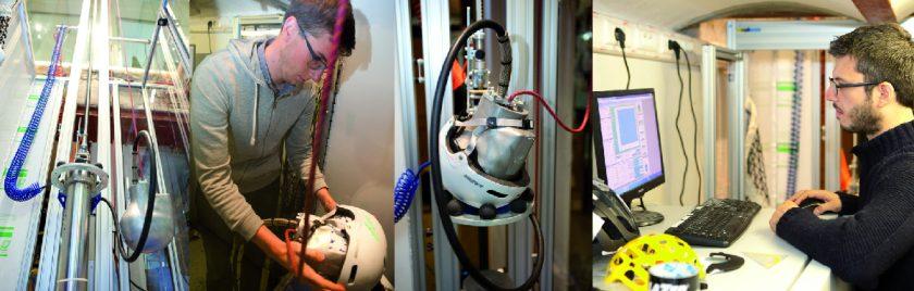 Lazer Sports | Helm Testung