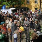 Tweed Run Stuttgart 2019 | Zusammenkunft