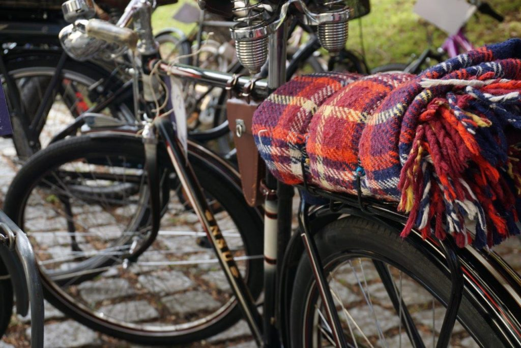 Tweed Run Stuttgart 2019 |  Bikes