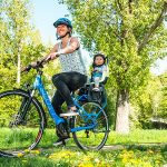 Fahrradtour mit Kleinkind