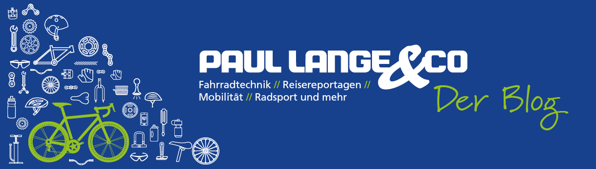 Paul Lange Blog Header