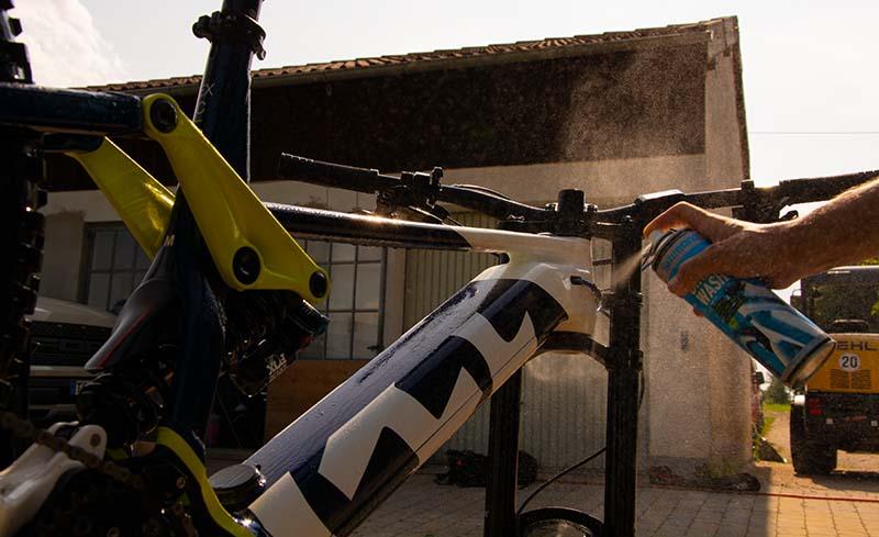 E-Bike Pflege SHIMANO Bike Wash