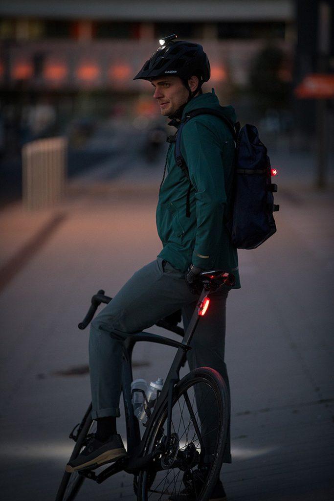 Fahrradbeleuchtung im Straßenverkehr - StVZO-konform - Radfahrer