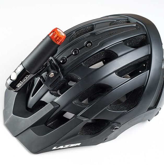 Helmbeleuchtung - Fahrradbeleuchtung im Straßenverkehr - StVZO-konform