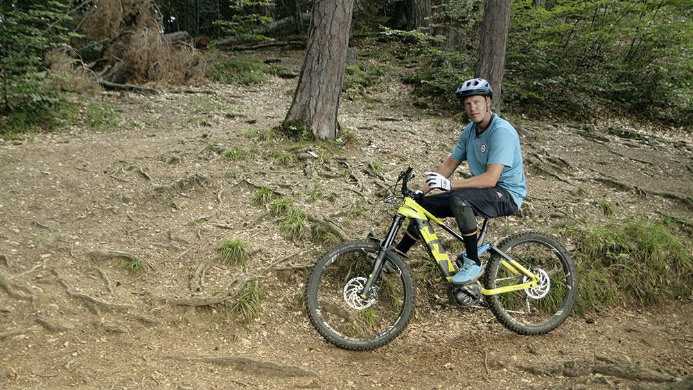 E-Bike Unterstützungsstufen Guido Tschugg