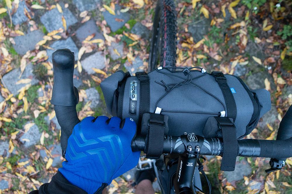 Abstandshalter PRO-Discovery-Taschen - Lenkertasche