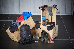 Packliste Alpenüberquerung