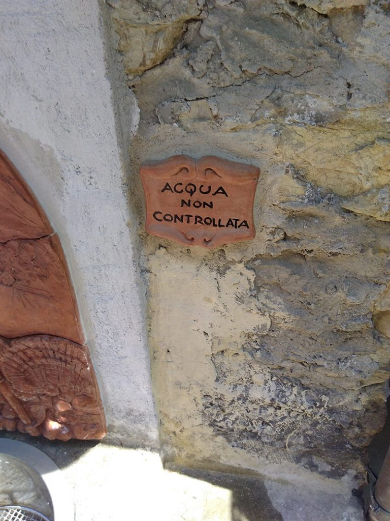 Tuscany Trail Brunnen
