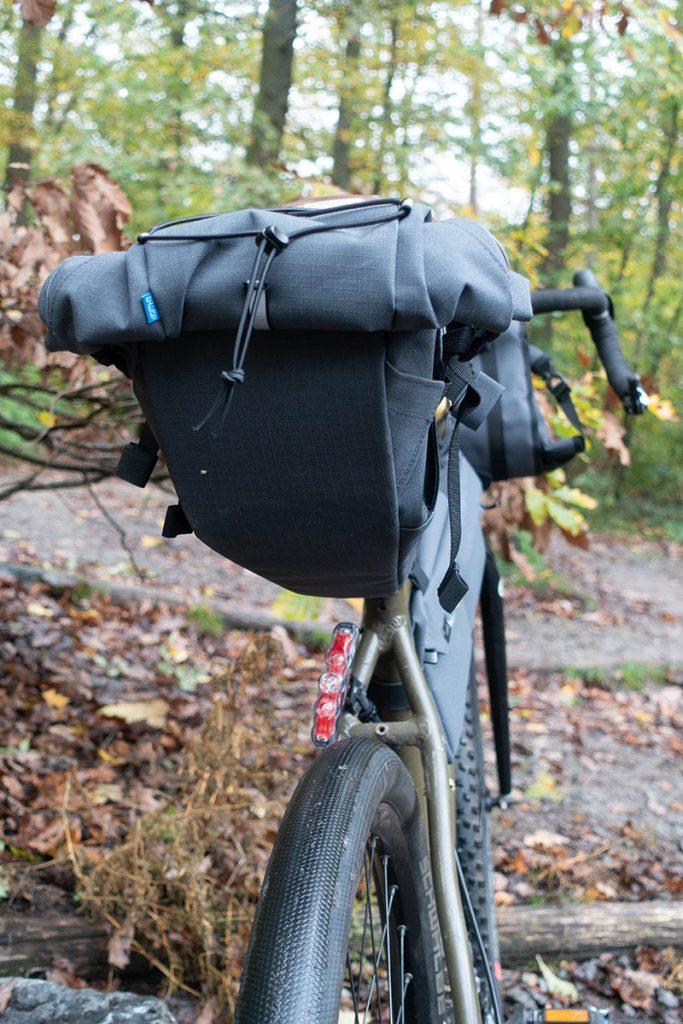 BIkepacking-Satteltasche von PRO Discovery
