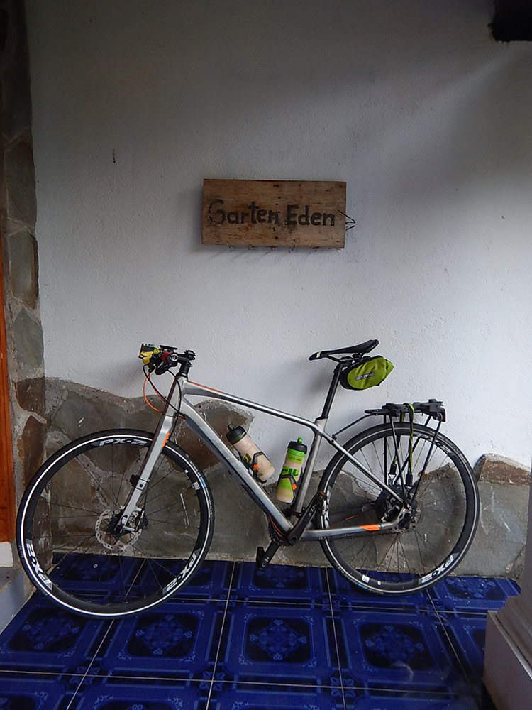 Silberblitz - Fahrrad von Thomas Dziallas