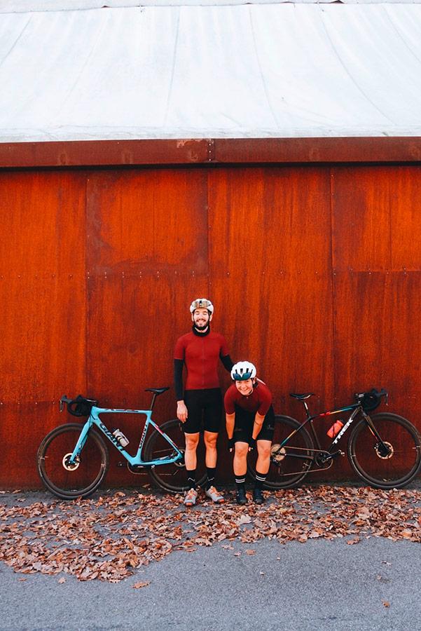 GRX Erfahrungsberichte - Christina Neubauer und Andy Winkler