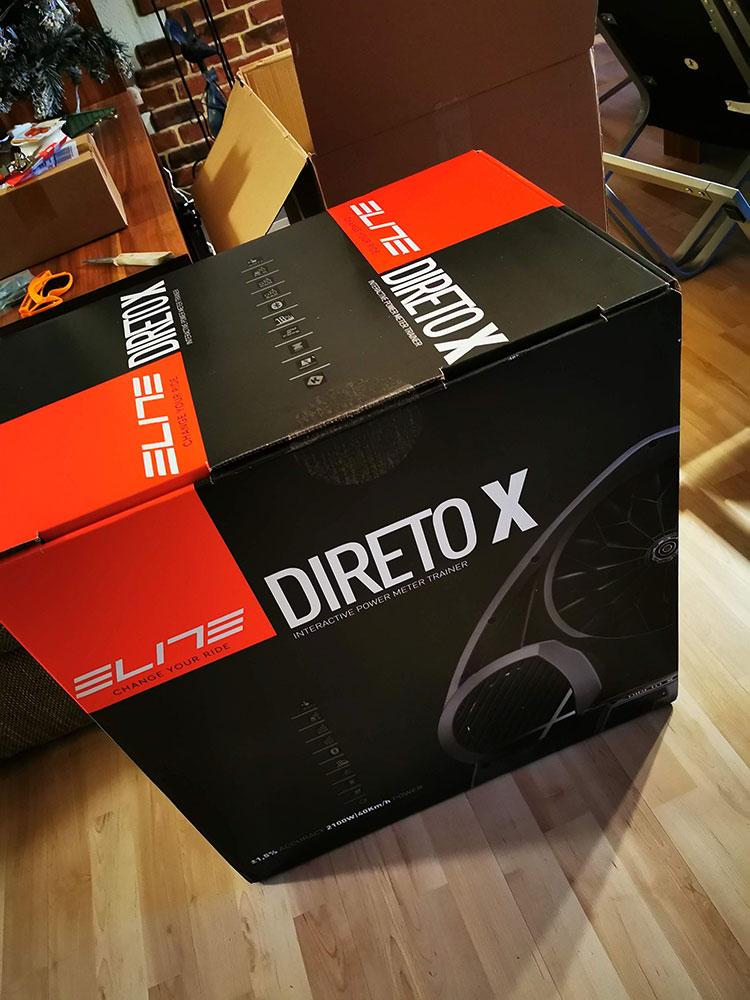 Elite Direto X - Indoor-Cycling möglich machen
