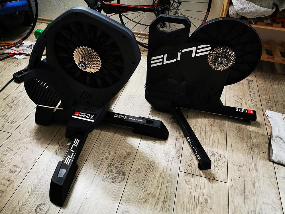 Elite Trainer Direto X - Indoor Radeln - Indoor-Cycling