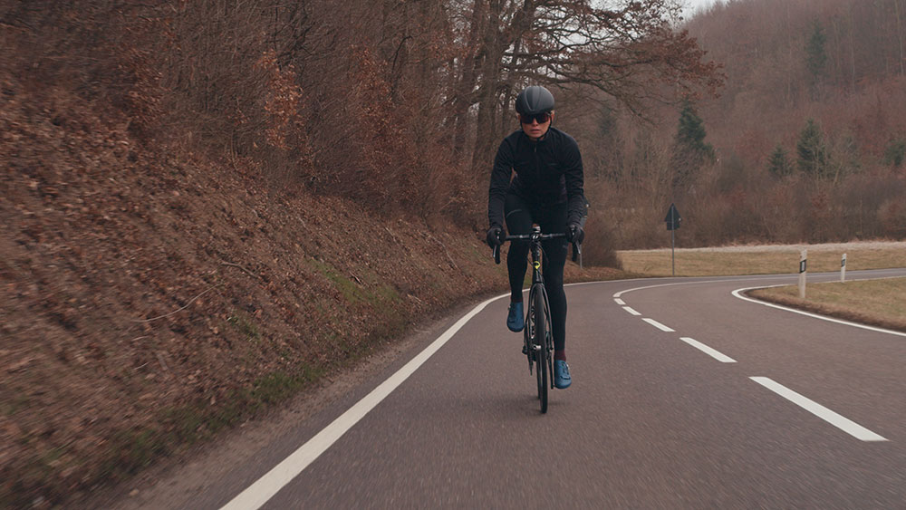 Nach dem Bikefitting - Nadine Berneis