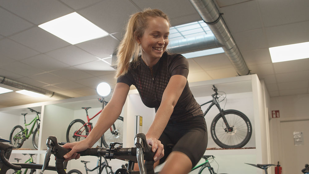 Nadine Berneis - Bikefitting - Miss Germany 2019