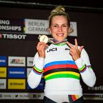 Emma Hinze Weltmeisterin 2020 Bahnradsport