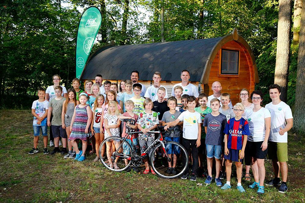 AOK Feriencamp 2019 - LKT Brandenburg und Corona
