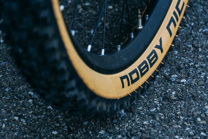 Luftdruck Fahrradreifen Mountainbike