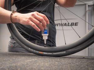 Tubeless Dichtmilch - Fahrradreifen Schwalbe