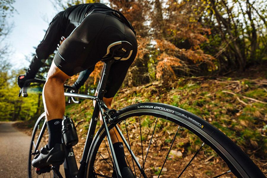 Michelin Fahrradreifen Herbst