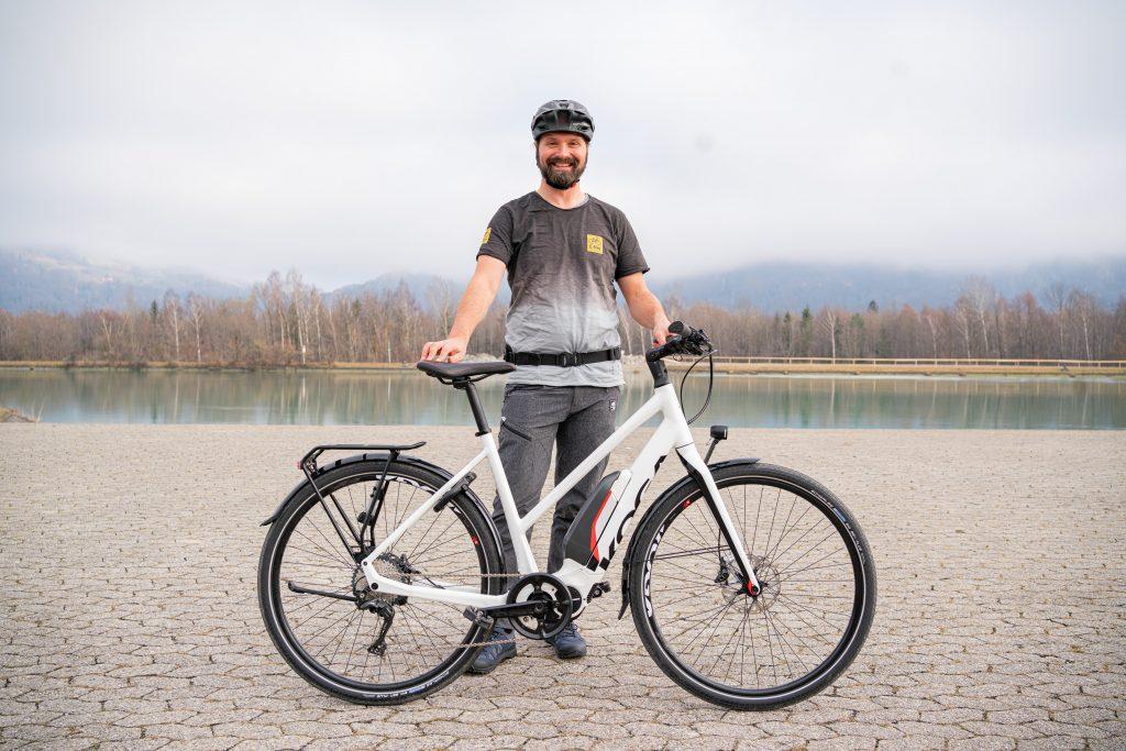 Andy Rieger - E-Bike-Fahrtechnik-Trainer.