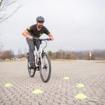 E-Bike Fahrtechniktraining mit Andy Rieger.