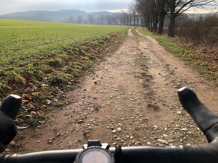 Schotterwege mit Gravelbike - Orbit 360 Sachsen