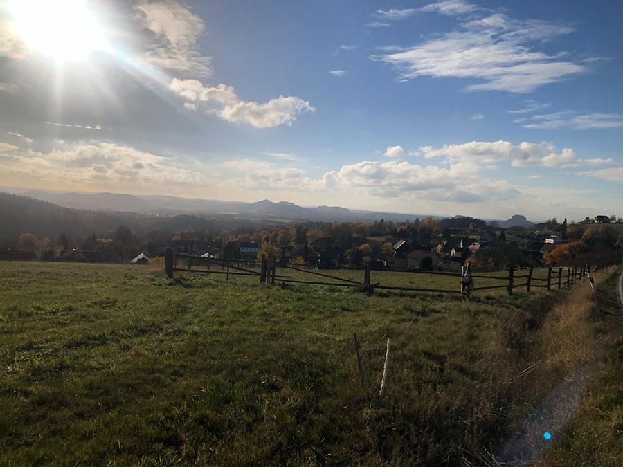 Landschaft bei Lohnsdorf - Orbit 360