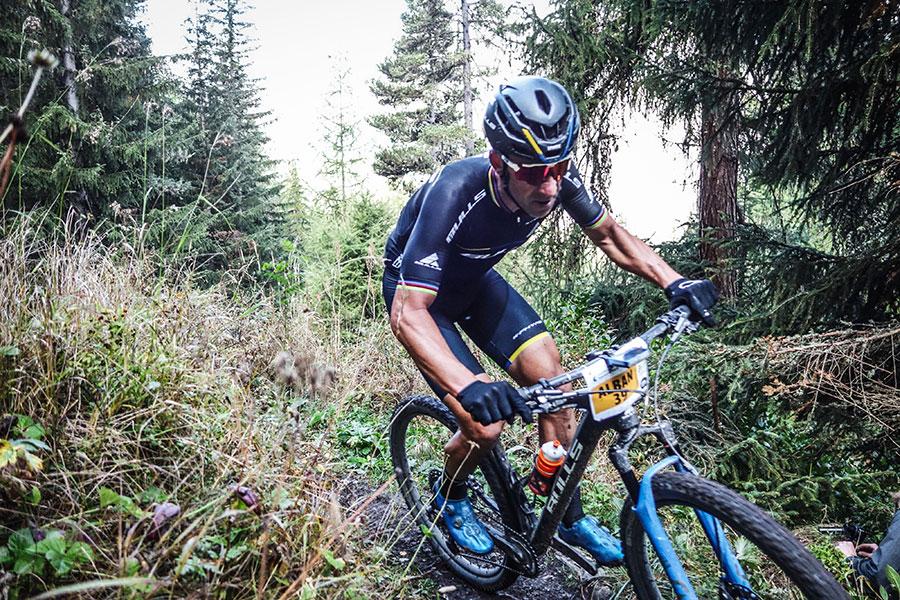 Alban Lakata Mountainbike