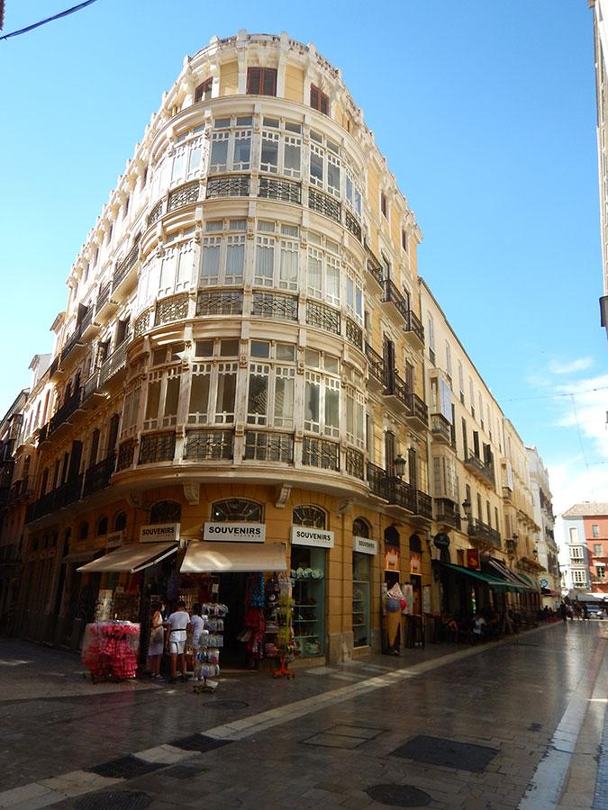 Sightseeing Málaga - Radtour von Genau nach Málaga